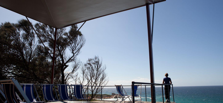 Bay of Fires Lodge Tasmania view