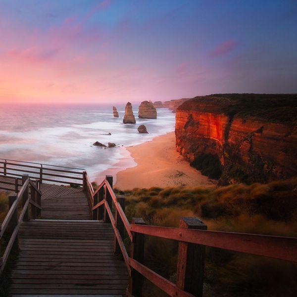 Twelve Apostles Long Weekend, Great Ocean Walk, Great Ocean Road, Photographer_Luke Tscharke