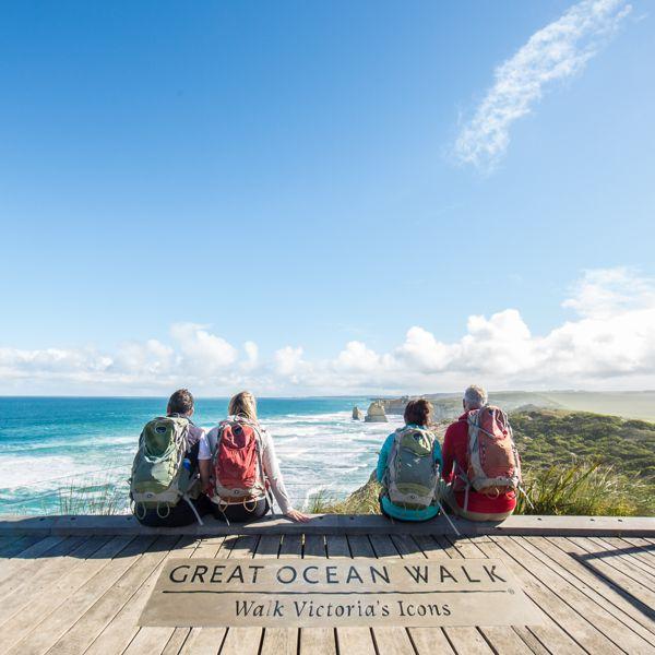 Great Ocean Walk, Twelve Apostles Lodge Walk