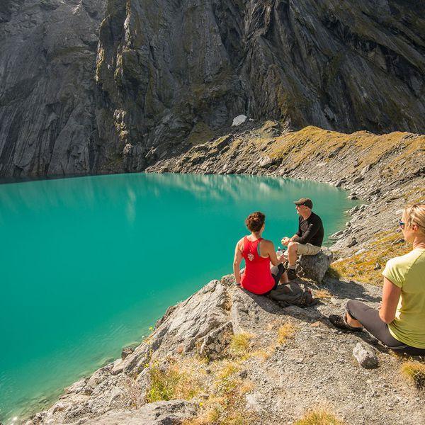 Lake Crucible 2