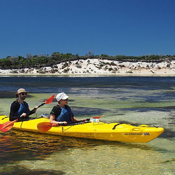 Bruceallen Kayaking