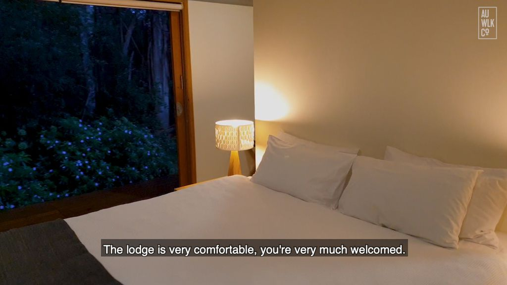 Twelve Apostles Lodge Walk - Why the lodge walk is comfortable