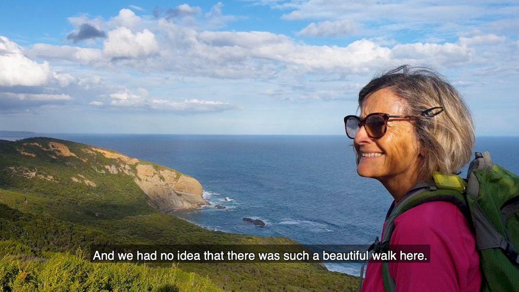 Great Ocean Walk - Discovering such a beautiful walk