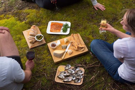 Bruny Island Food