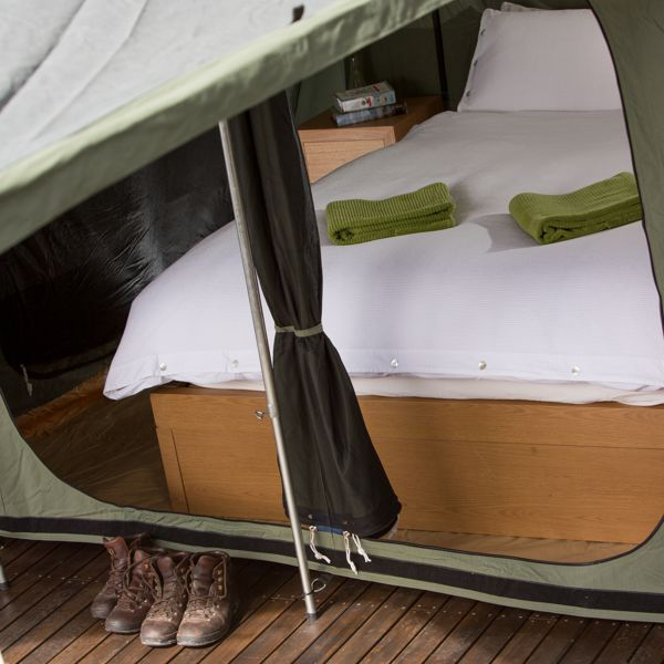 Bruny Island Long Weekend Glamping
