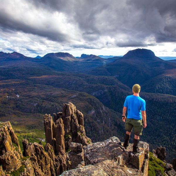 Tasmanian Walking Company, Overland Track, Cradle Mountain Huts Walk