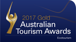 2017 Gold - Australian Tourism Awards - Ecotourism