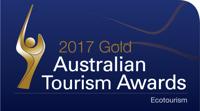 2017 Gold - Australian Tourism Awards - Ecotourism