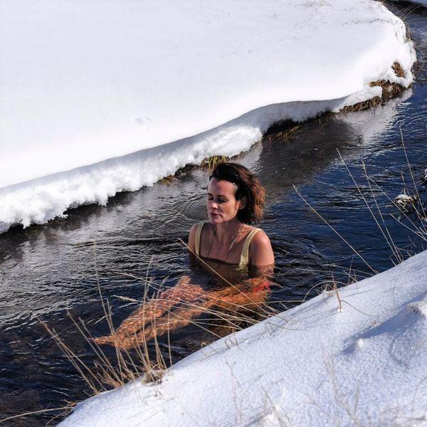Leah Scott Wild Things Cold Exposure