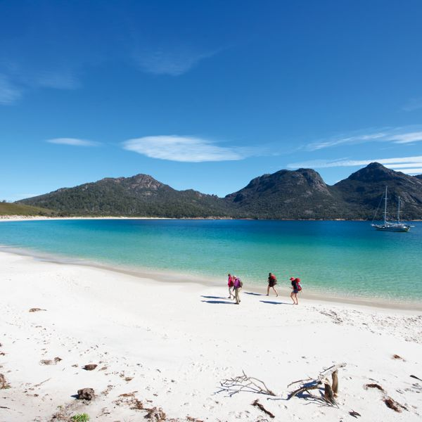Wineglass Bay Sail Walk_Wineglass Bay